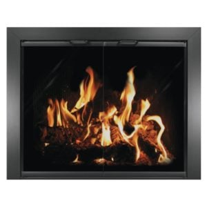 Magnolia Masonry Fireplace Door