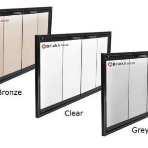 tinted glass options for custom doors